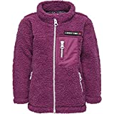 Lego Wear Duplo Lego TEC Sofus 774-Fleecejacke, Cappotto Unisex-Bimbi, Viola (Light Purple 635), 3 anni