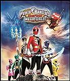 Power Rangers Super Megaforce - Volume 3: Legendary Battle [DVD]