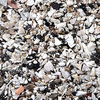 BTT-ST Steinteppich aus Marmorkies Grigio Bardiglio und Epoxidharz Bindemittel f/ür 4,8m/² Marmorstein Marmorkiesel Steinboden Bodenbeschichtung