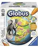 Ravensburger 00558 - tiptoi Interaktiver Globus + Ravensburger 00700 - tiptoi Stift mit Player