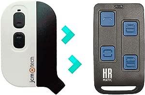 Universal Fernbedienung Hr Multi 3 Kompatibel Mit Jcm Go Mini Baumarkt