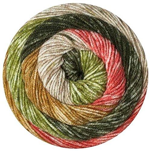 Stylecraft Batik Swirl - Poppy Field - 3734 batik swirl -
