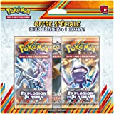 Pokemon - POBRAR03 - Cartes À Collectionner - Pack 3 Boosters Janvier 2014 - Modèle aléatoire