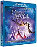Cirque du Soleil : le voyage imaginaire [Combo Blu-ray 3D + Blu-ray + DVD]