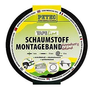 Petec MONTAGEBAND, 19 mm X 10 M 87200