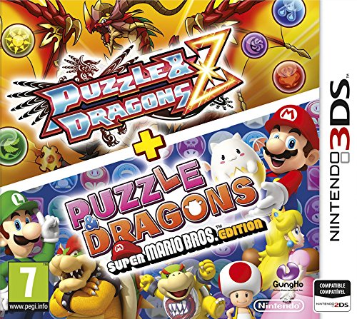 Puzzle & Dragons Z + Puzzle & Dragons - Super Mario Bros. Edition
