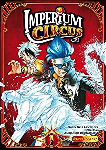 Imperium Circus Edition simple Tome 1