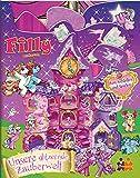 Filly Witchy. Unsere glitzernde Zauberwelt von Leporello Schloss zum Ausklappen & Aufstellen (21. Januar 2014) Pappbilderbuch