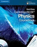 Cambridge IGCSE Physics Coursebook with CD-ROM (Cambridge International IGCSE) by David Sang (2010-04-01)