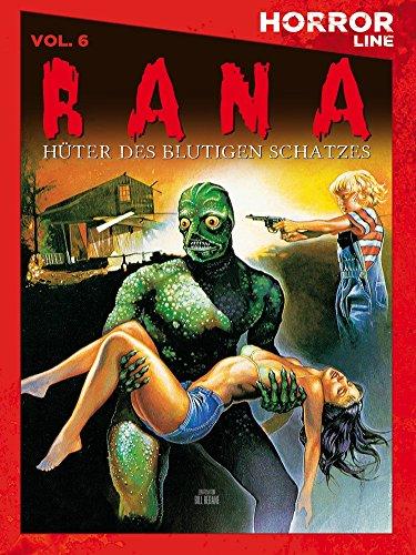 Rana - Hüter des blutigen Schatzes