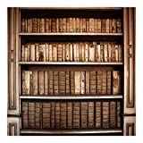 Vliestapete - Altes Archiv - Fototapete Quadrat Vlies Tapete Wandtapete Wandbild Foto 3D Fototapete, Größe HxB: 240cm x 240cm