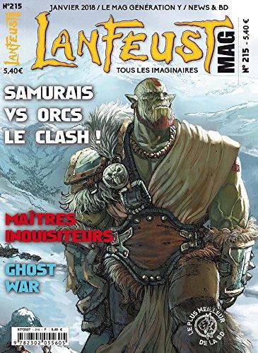 Lanfeust Mag 215 Lib