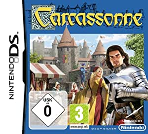 Carcassonne DS (NDS) [import allemand]