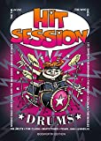 Hit Session Drums: Songbook für Schlagzeug