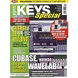 Cubase LE 5 Vollversion auf Heft DVD im Keys Special