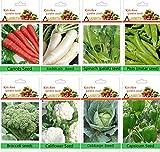 alkarty winter vegetable seeds kit-15 fo...