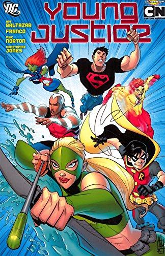Young Justice TP Vol 01