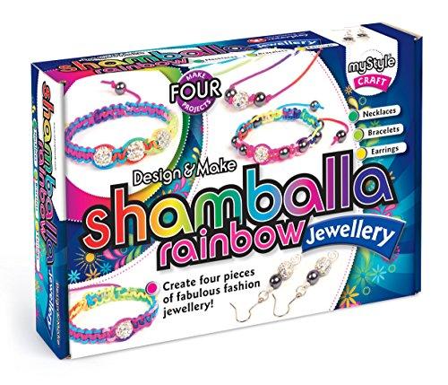 myStyle Shamballa Rainbow Jewellery