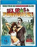 Sex, Gras & Zombies! [Blu-ray]