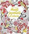 Motifs japonais à colorier par Cowan