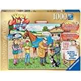 Ravensburger WHAT IF? No. 8 - The Racehorse 1000pc Jigsaw Puzzle