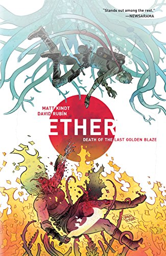 Ether Volume 1: Death of the Last Golden Blaze (English Edition ...