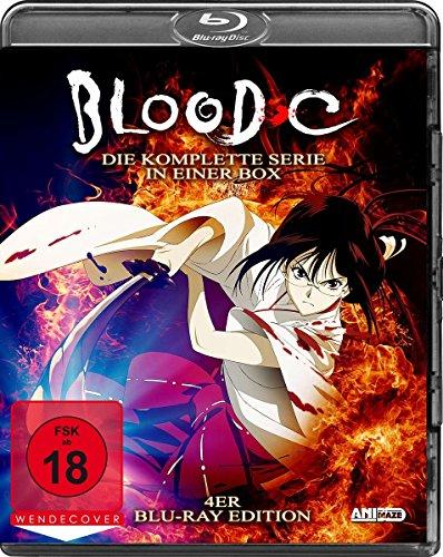 Blood-C - Die komplette Serie [Blu-ray]