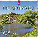 Unterfranken - Ein Heimat-Kalender: Original Stürtz-Kalender 2020 - Mittelformat-Kalender 33 x 31 cm -