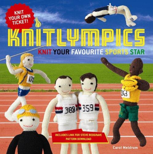 Knitlympics: Knit your favourite sports star