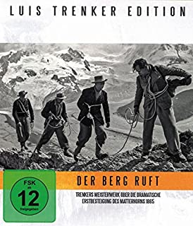 Der Berg ruft - Luis Trenker Edition (HD-Remastered) [Blu-ray]