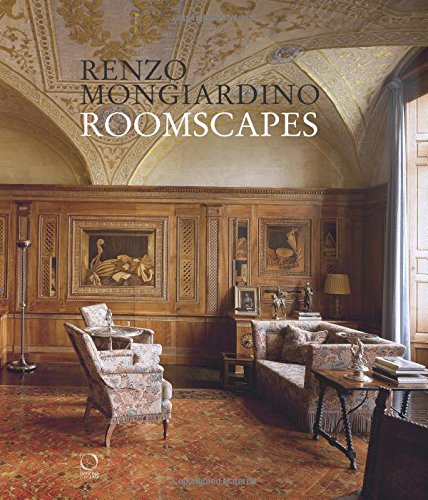 Renzo Mongiardino roomscapes