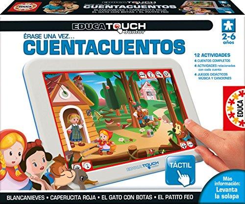 Educa Touch - Junior Érase una vez... cuentacuentos (15746)