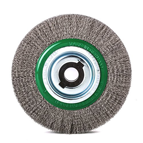 less Homme Brosse ronde 250 mm Tube 80 mm ROF GEW. 0,30 mm, 376362