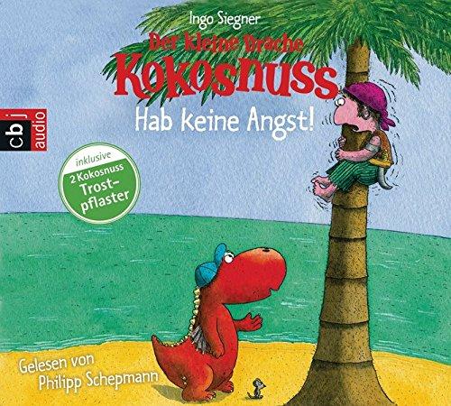 Preisvergleich Produktbild Der kleine Drache Kokosnuss - Hab keine Angst! (Die Abenteuer des kleinen Drachen Kokosnuss, Band 2)