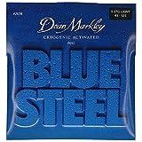 Dean Markley 2678 Jeu de cordes pour basse électrique Bluesteel Bass 5 cordes 45-60-80-100-125