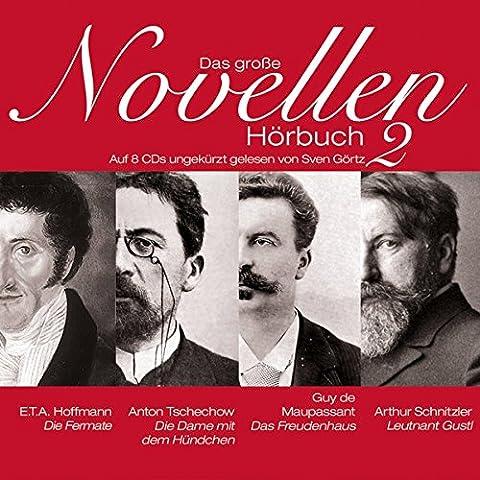 Das Große Novellenhörbuch 2