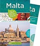 Reiseführer Malta: Zeit für das Beste. Highlights, Geheimtipps und Wohlfühladressen. Mit Insider-Tipps zu den schönsten Tempeln, Hotels u.v.m. in Gozo und Malta. Mit extra Karte zum Herausnehmen - Anita Bestler
