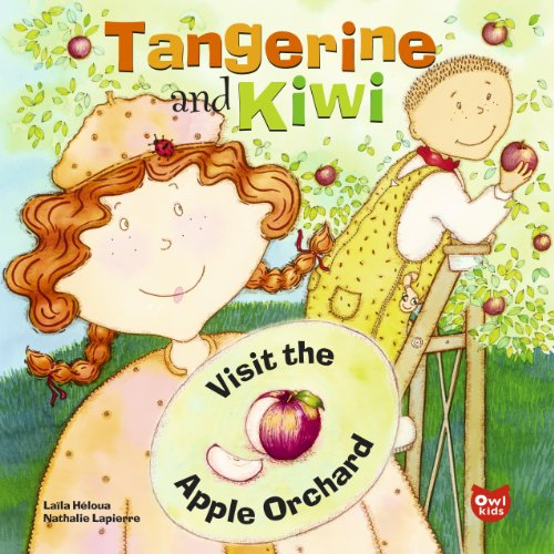 Tangerine & Kiwi: Visit the Apple Orchard