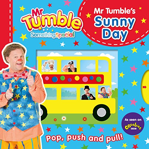 Image of Something Special: Mr Tumble's Sunny Day. Pop, Push and Pull