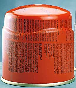 Cartouche sécrusiée professionnelle pour chalumeau à gaz MATFER. Contenance 360 ml.