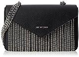 Love Moschino Borsa Sporty Pebble Pu Nero - Borse a spalla Donna, Schwarz (Black), 18x29x6 cm (B x H T)