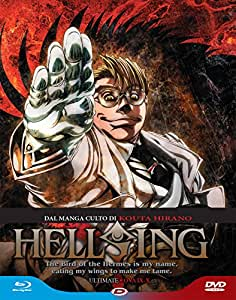 Hellsing Ultimate #05 Ova 9-10 (Blu-Ray+Dvd)