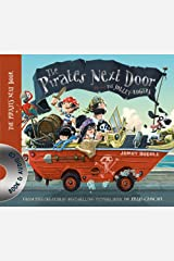 The Pirates Next Door Book & CD Paperback
