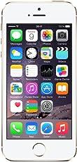 """Apple iPhone 5s, 4"""" Display, SIM-Free, 16 GB, 2013, Gold (Zertifiziert und Generalüberholt)"""