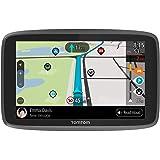 TomTom GO Camper, GPS para caravana, 6 Pulgadas, con Actualizaciones Mediante Wi-Fi, PDI para Caravanas y Autocaravanas, Mapa