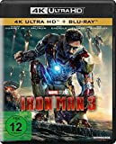 Iron Man 3 (4k Uhd) [Blu-ray] [Import allemand]