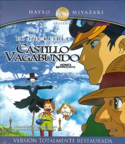 Howls Moving Castle - El Increible Castillo Vagabu