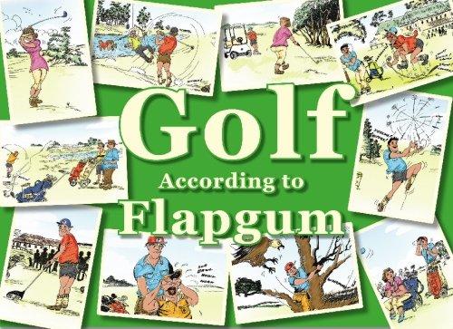 Golf According to Flapgum por David Ireland