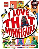 Best LEGO Gift For 4 Year Olds - Lego: I Love That Minifigure Review
