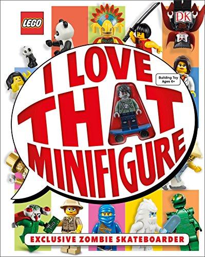 LEGO: I Love That Minifigure (Spielzeug Yr 8 Girl Old)